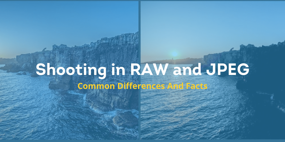 Shooting in RAW and JPEG